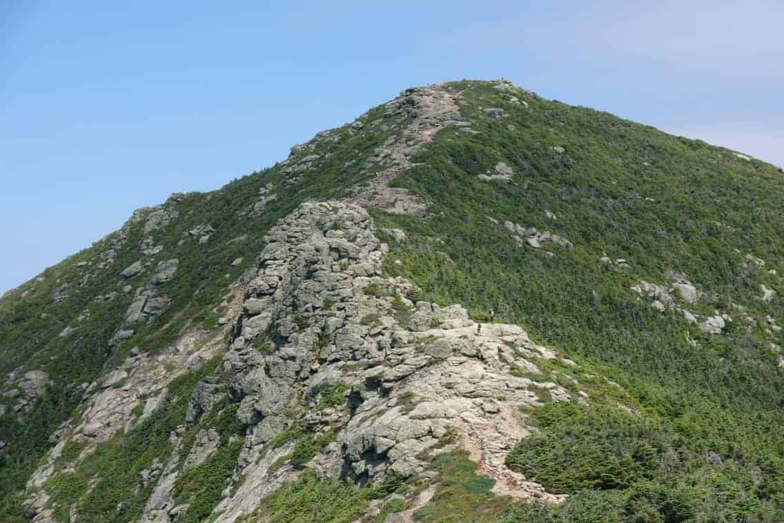 Appalachian Trail New Hampshire, Franconia Ridge in the White Mountains