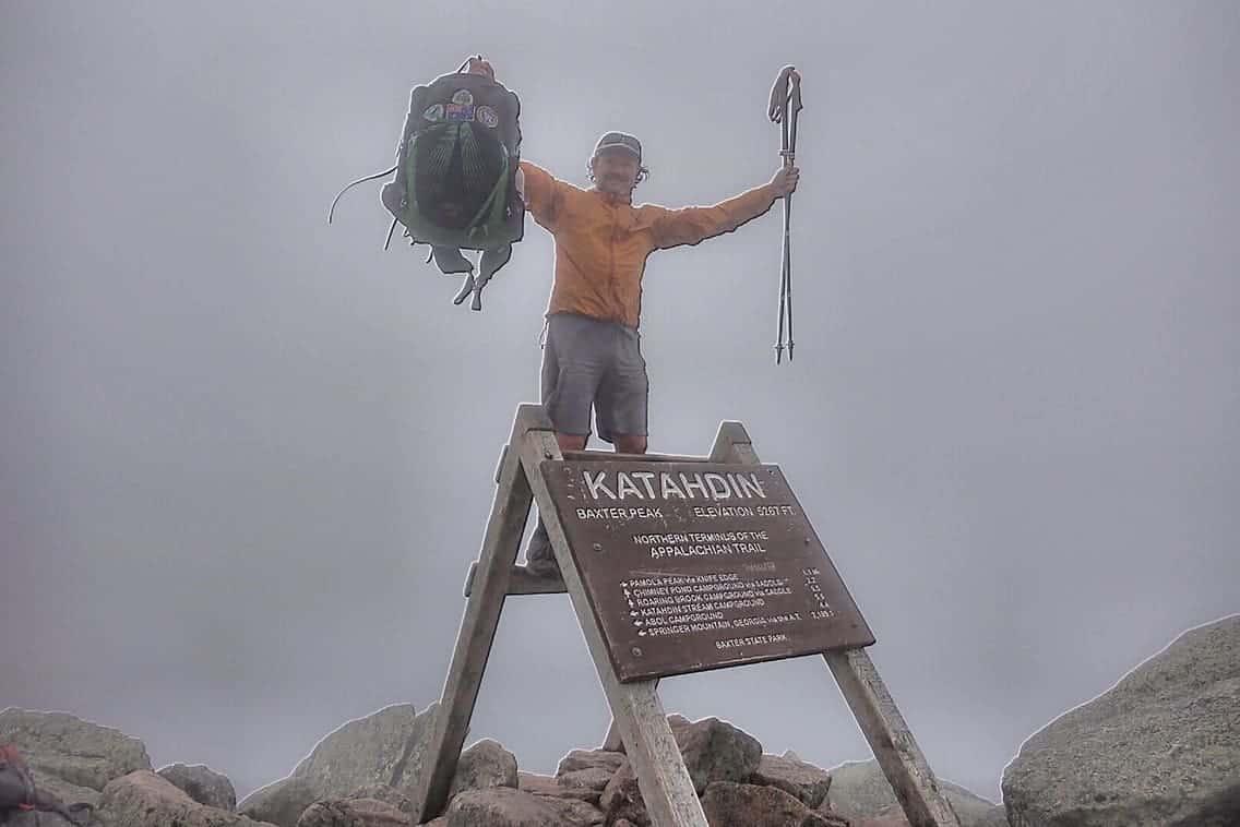 AT Day 129 - I just hiked the Appalachian Trail - BikeHikeSafari