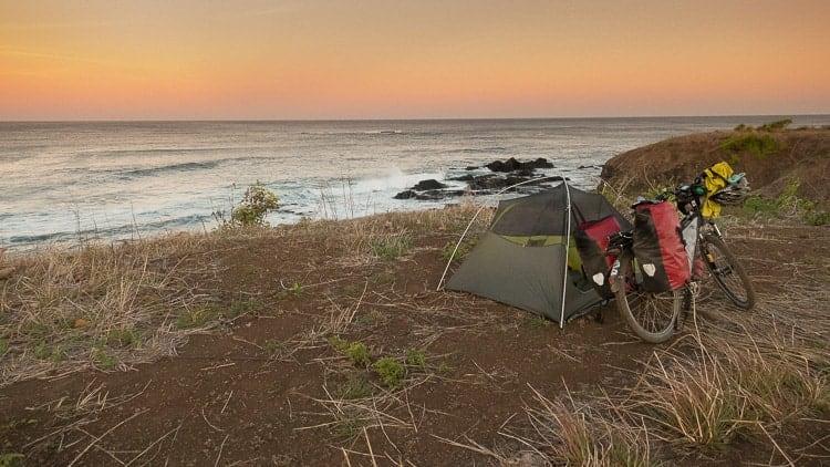 costa rica camping