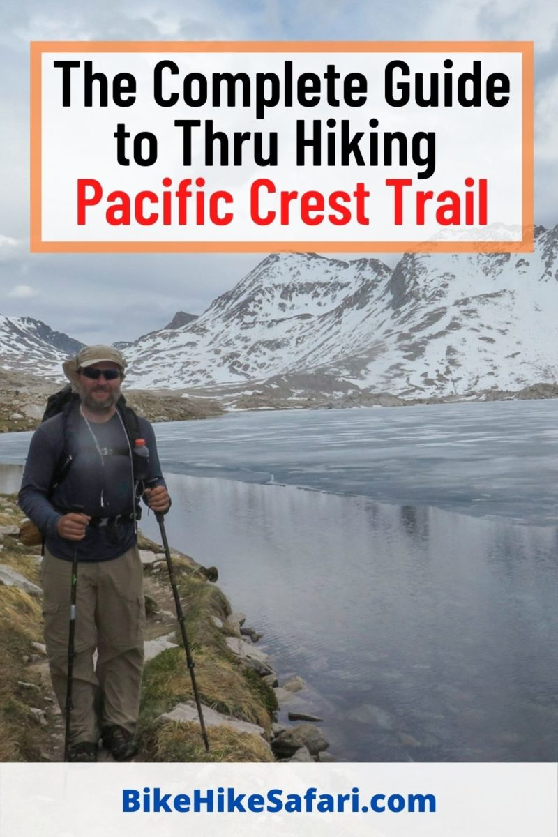 Pacific Crest Trail Pinterest Pin