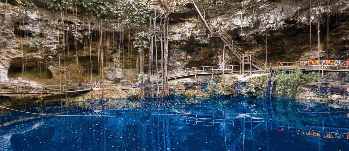 X'Canche Cenote