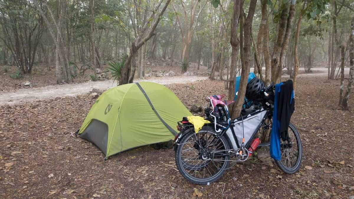 Camping X'Canche Cenote