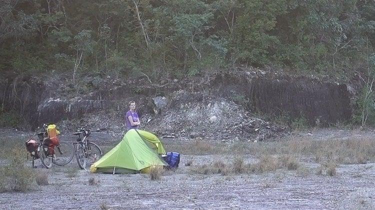 Sian-kaan-campsite
