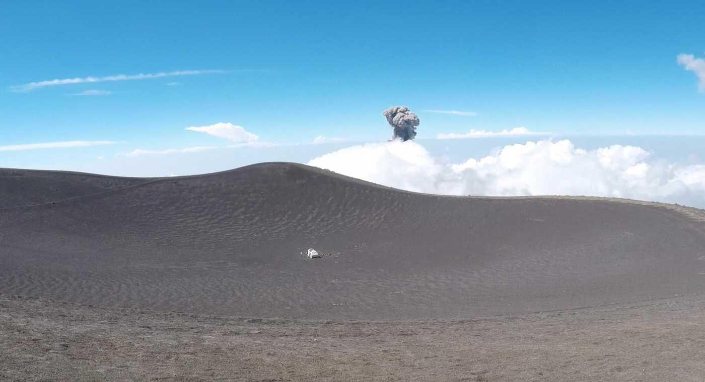 summit acatenango