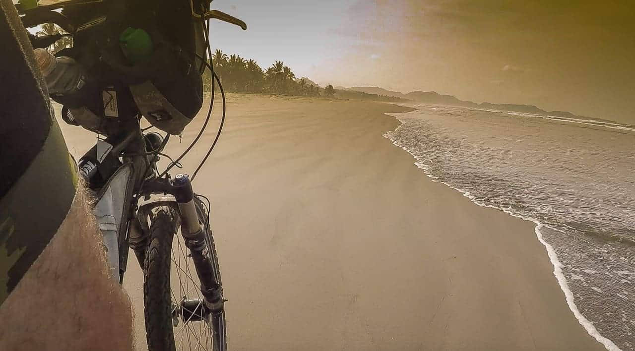 bikepacking nicoya peninsula costa rica