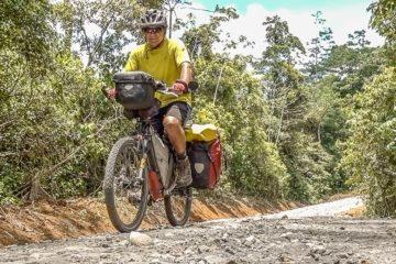 bikepacking volcano rincon