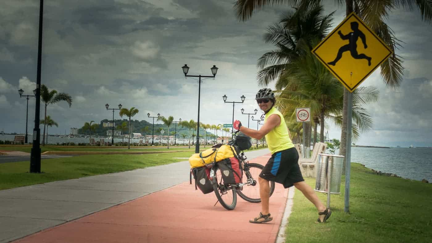 Bicycle Touring Panama