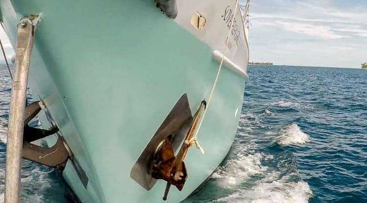 sovereign grace sailing