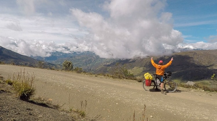 Bikepacking Cocuy National Park