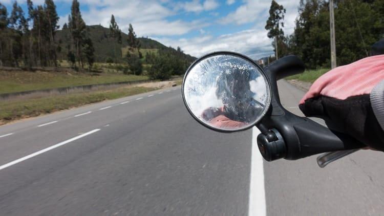 Cycling Bogota