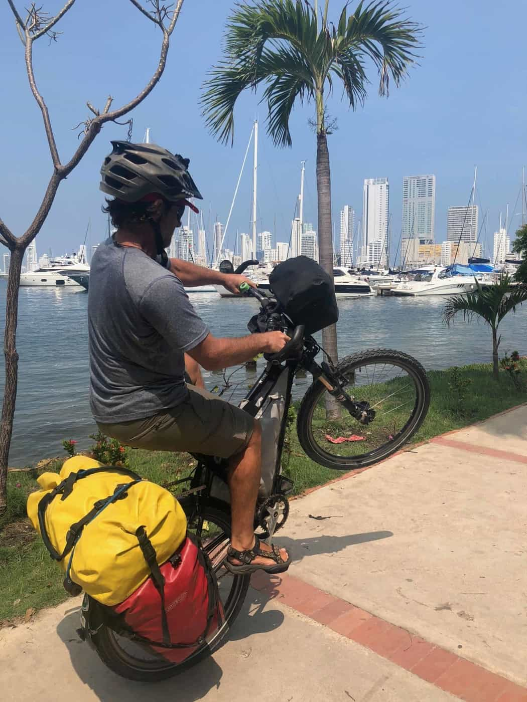 Bicycle Touring Cartagena