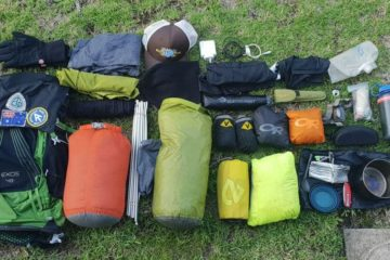 te araroa trail gear review