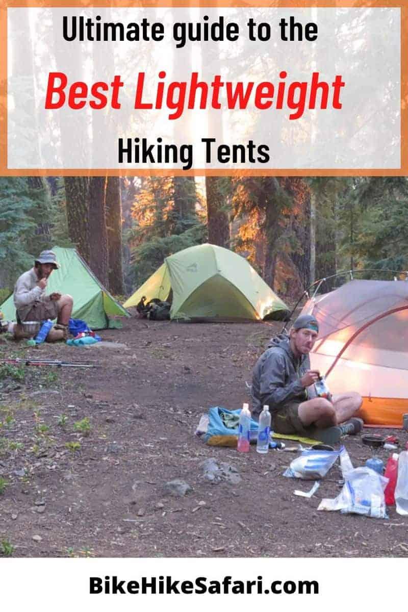 Best Lightweight hiking tents