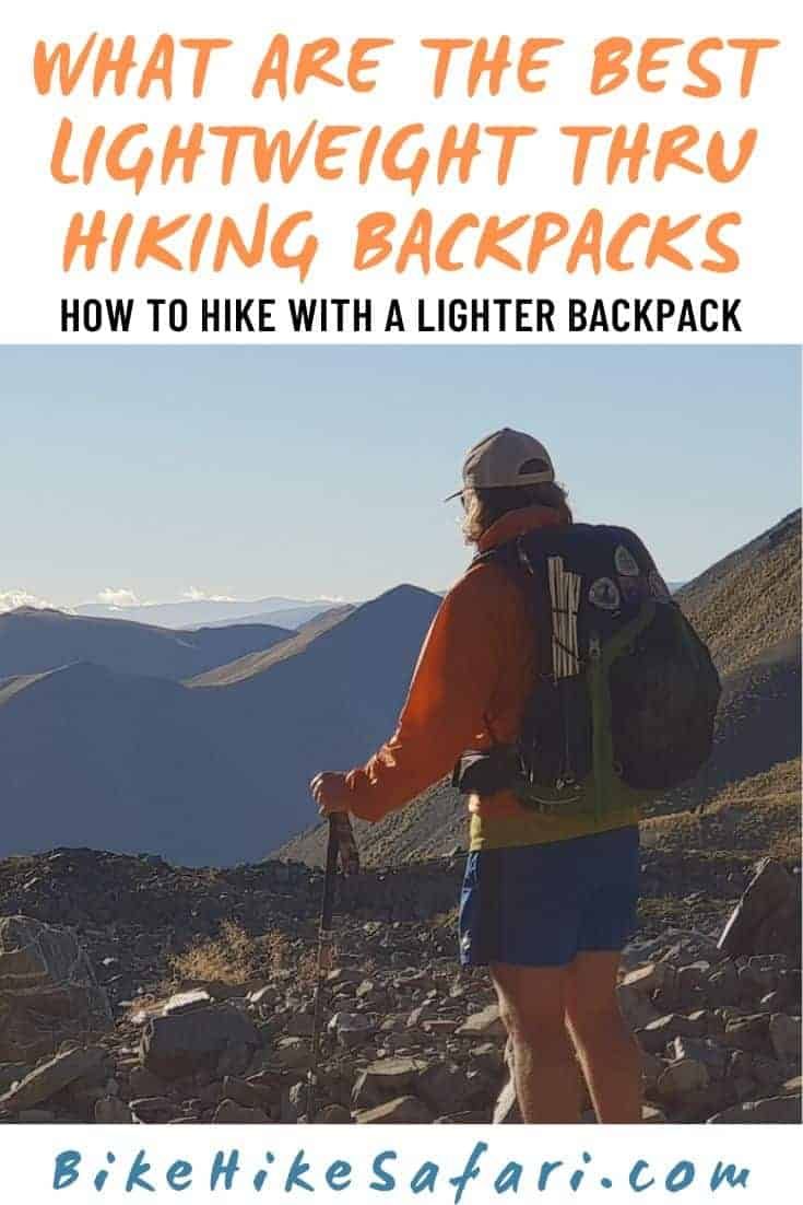 Best Lightweight hiking backpacks