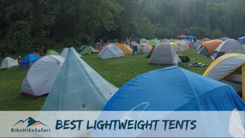 Best Lightweight tents review
