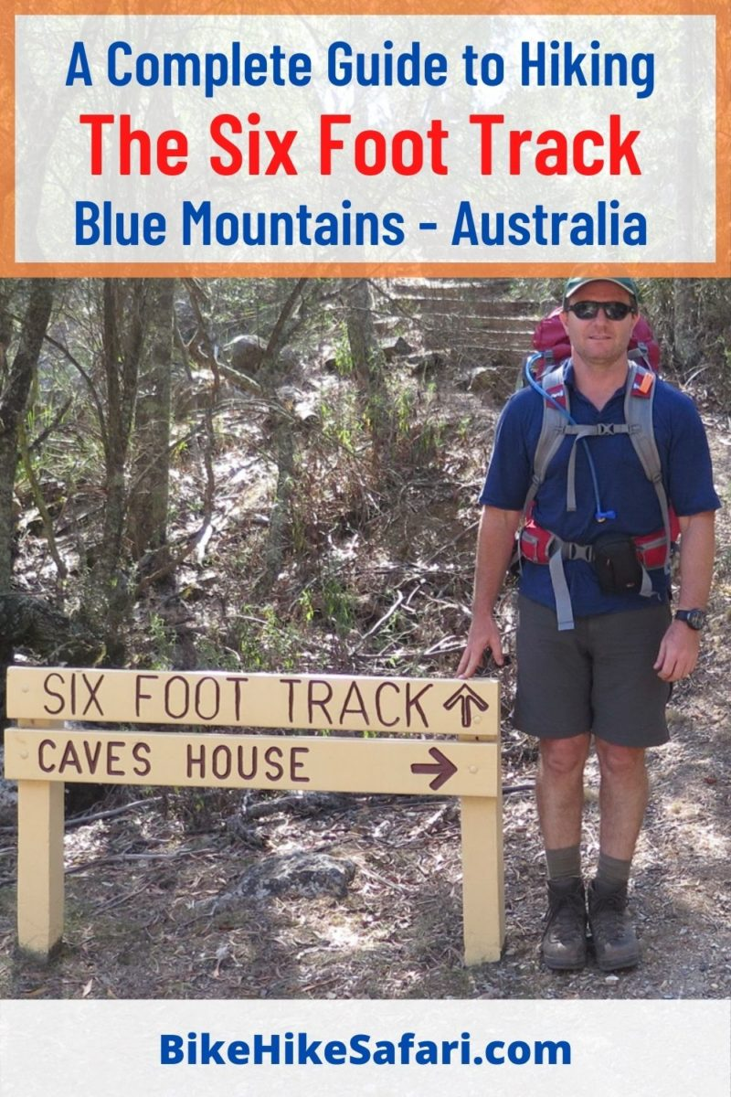 A Complete Guide to Hiking The Six Foot Track Blue Mountains
