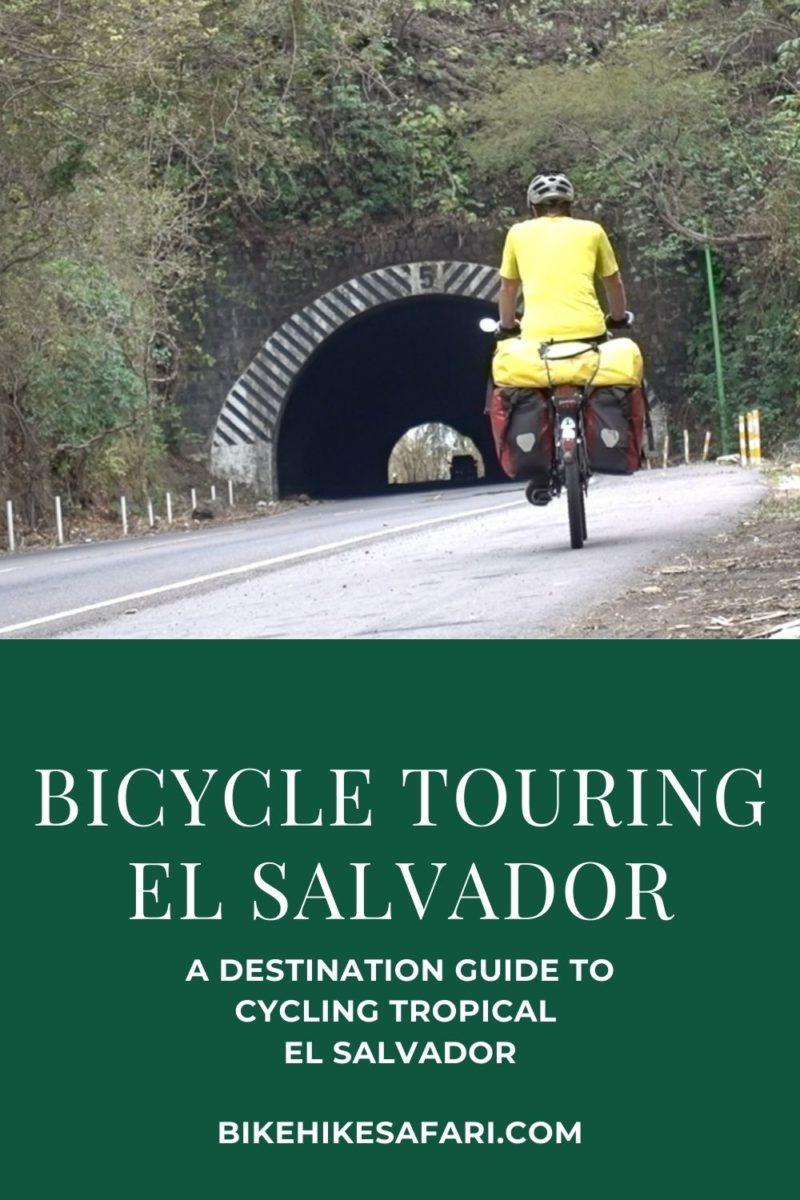 Bicycle Touring El Salvador