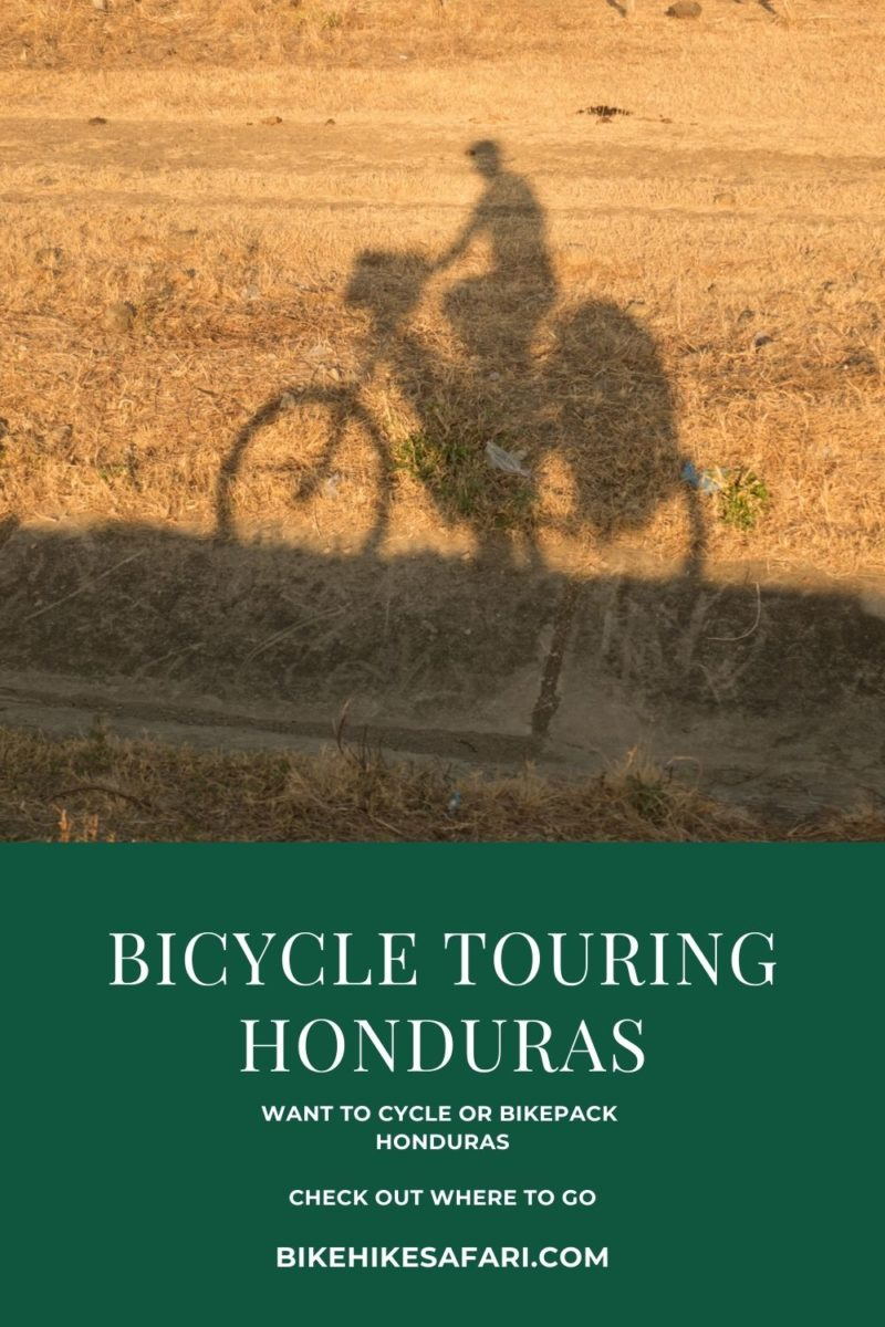 Bicycle Touring Honduras