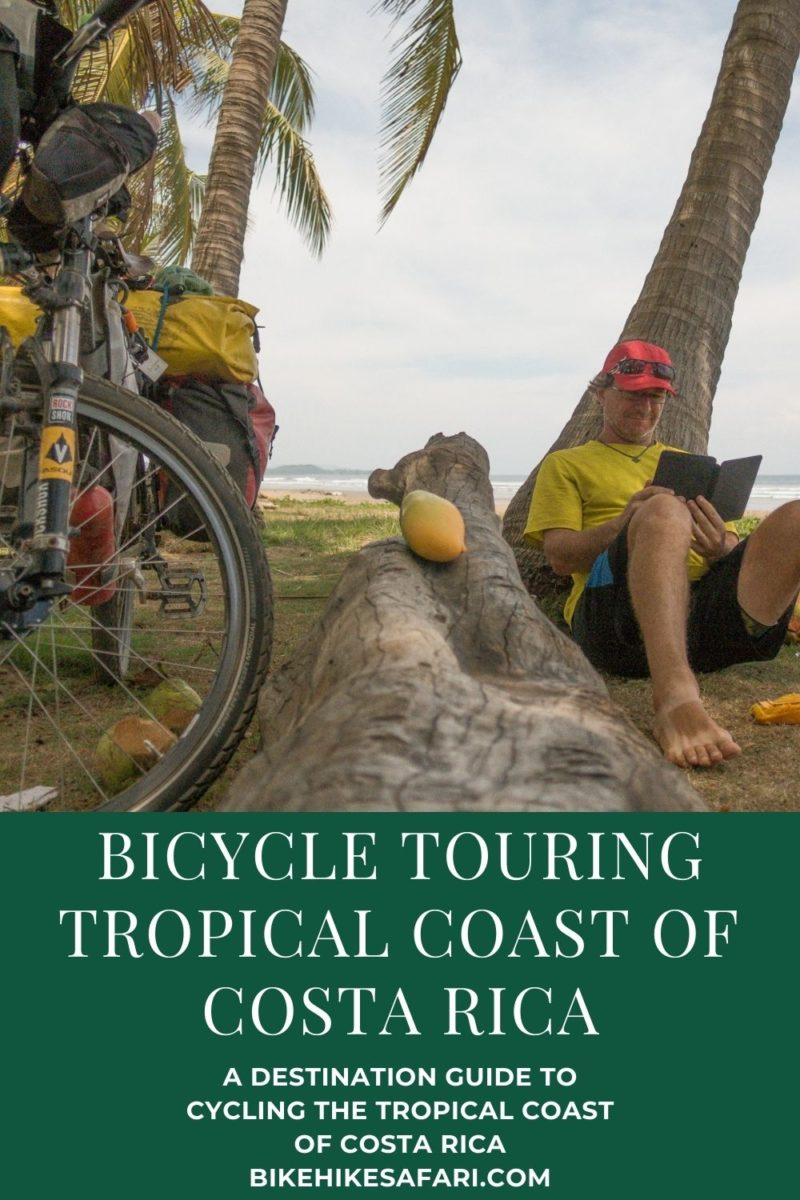 Bicycle Touring Costa Rica
