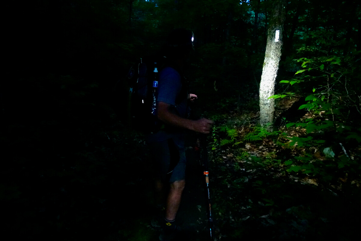 Best Headlamp for Thru Hiking