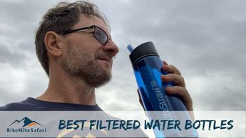 Best Filtered water bottle for hiking