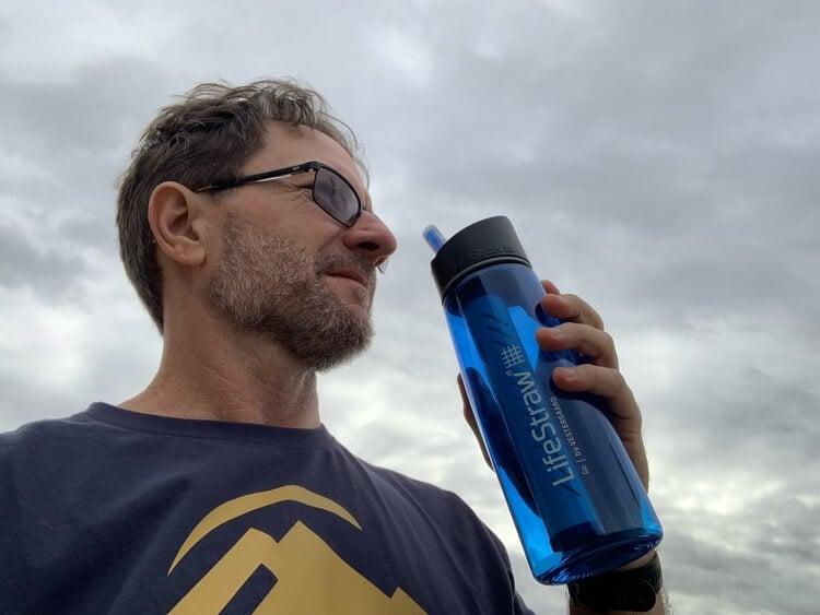 Lifestraw Water Bottle Filter