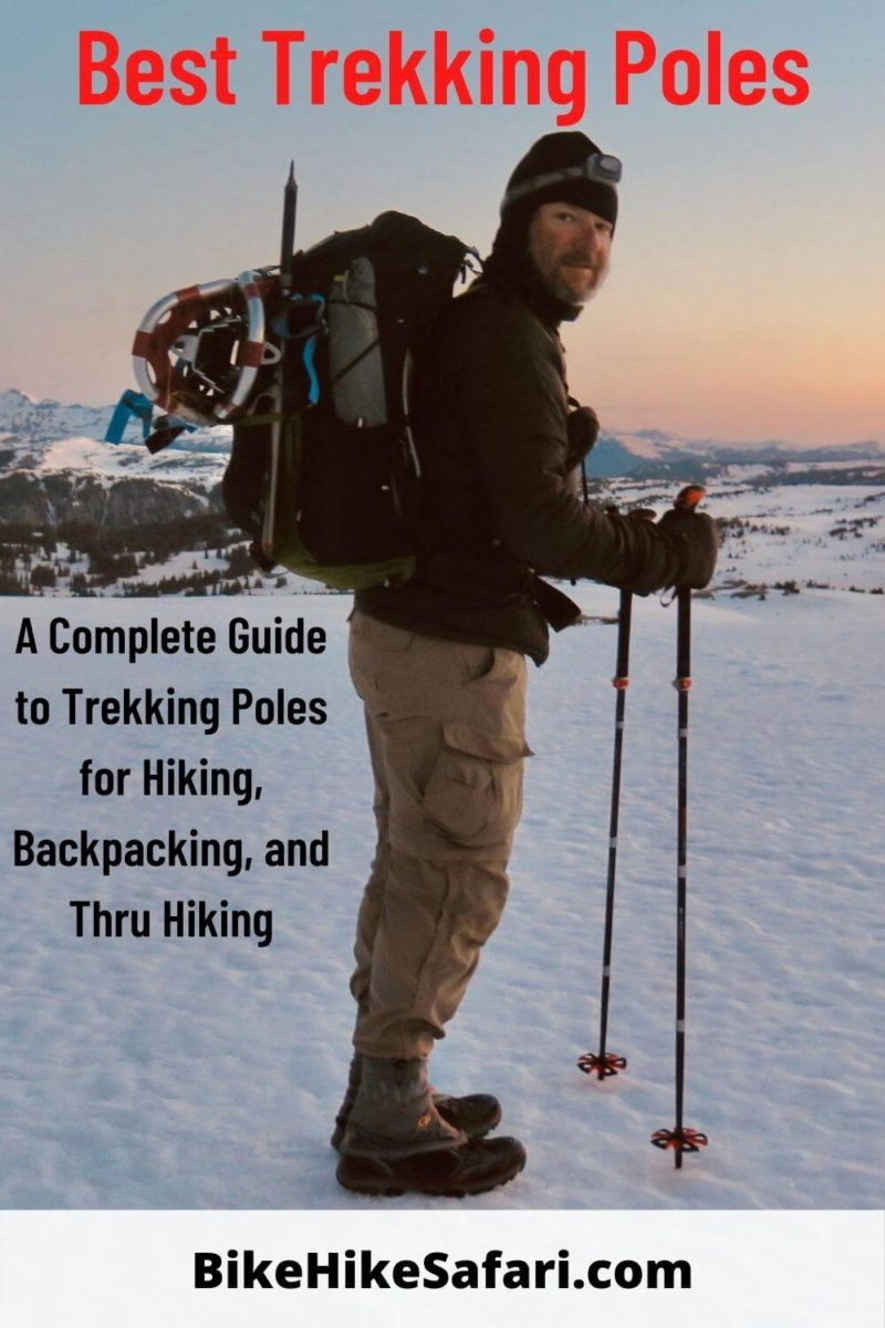 Guide to the Best Trekking Poles for Backpacking