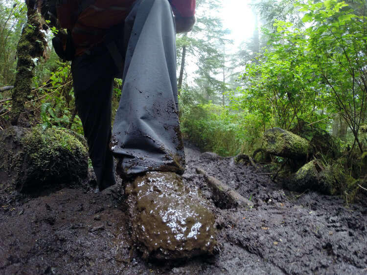 Best hiking boots for muddy conditions